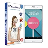Cellbell LTD CELLBELL Shatterproof, Glossy-Finish Screen Protector for Sony Xperia Z3 - Transparent