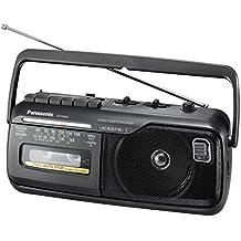 Panasonic RX-M40D Portátil - Radio (Portátil, AM,FM, 88 - 108 MHz, 53 - 160 kHz, 1 W, 10 cm)