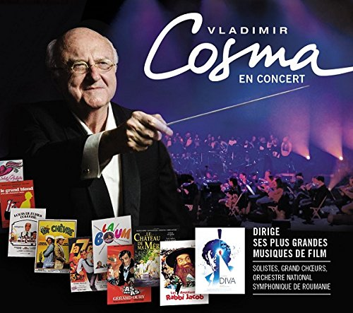 Vladimir Cosma 50 ans de succès
