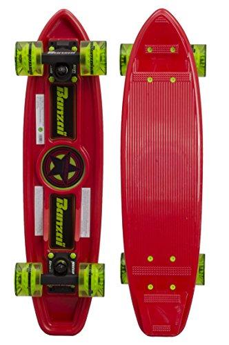 719eb6484d17a6 Banzai Double Kick Vintage 78 Original Skateboard Blau