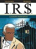 Image de I.R.$, Tome 9 : Liaisons romaines