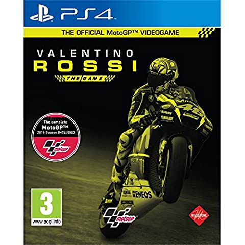 MotoGP 16: Valentino Rossi The Game - Standard Edition