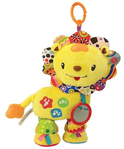 VTech 80-186005 Verde, Naranja, Rojo, Amarillo juguete interactivos - juguetes interactivos (Animal, Lion, Verde, Naranja, Rojo, Amarillo, AAA)