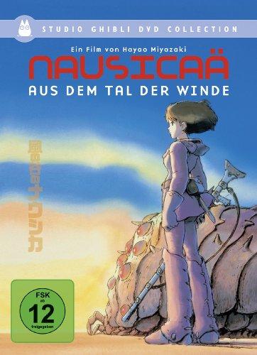 Bild von Nausicaä aus dem Tal der Winde (Studio Ghibli DVD Collection) [2 DVDs] [Special Edition]