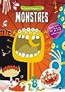 Monstres par Gabriel Brandariz Montesinos