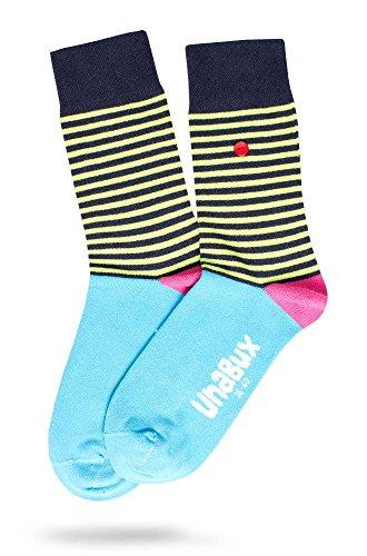 Preisvergleich Produktbild UNABUX Socken Söckchen Struempfe Longsocks fuer Damen oder Herren - GROESSE 41-46