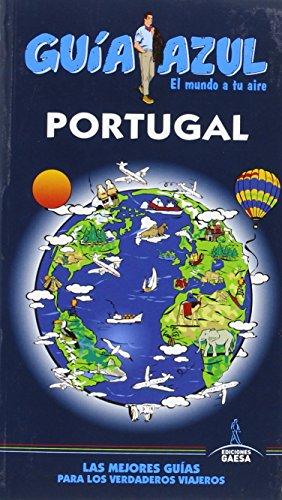 PORTUGAL: Guía Azul Portugal