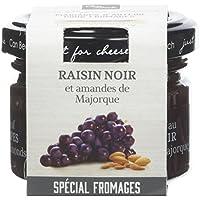 Can Bech Spécialité Raisin Noir/Amandes de Mallorque 70 g - Lot de 6