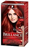 Schwarzkopf - Brillance - Coloration Permanente Cheveux Intense - Rouge Brocart 845
