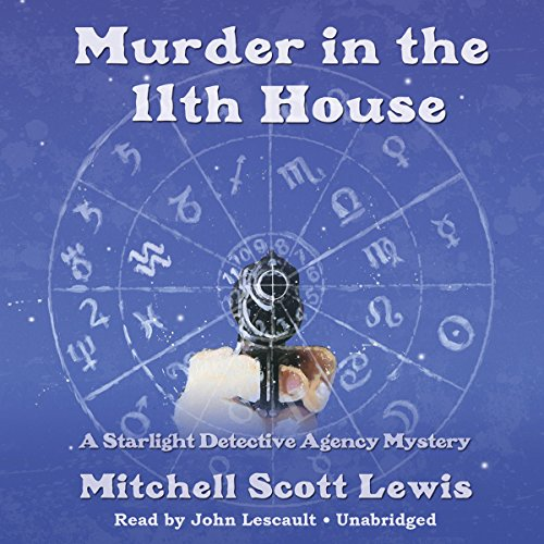 Murder in the 11th House  Audiolibri