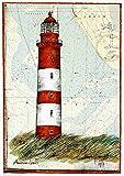 Kunstdruck/Poster: Ole West Amrum - Land - hochwertiger