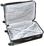 """Travelite Koffer Trolley-set L/M, Limited Edition """"wassertropfen"""", 75 cm 153 L, Schwarz 70530-01 - 5"""