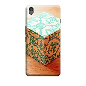 iCover Premium Printed Mobile Back Case Cover With Full protection For OnePlus X (Designer Case)