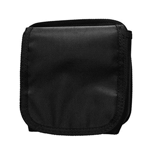 SM SunniMix Tauchen Schnorcheln Ersatzgewicht Gürteltasche Tasche Tasche Schwarz 20kg - 1 Stück