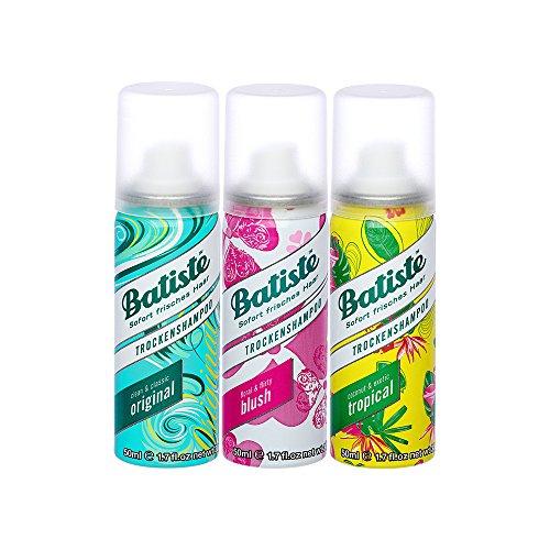 Batiste Dry Shampoo - Mini Mix