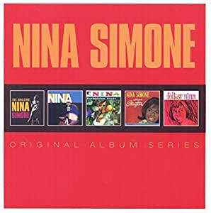 Coffret 5CD (The Amazing Nina Simone & Nina at Town Hall & Forbidden Fruit & Nina Simone Sings Ellington & Folksy Nina)