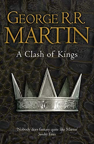 A Clash of Kings (Reissue) (A So...