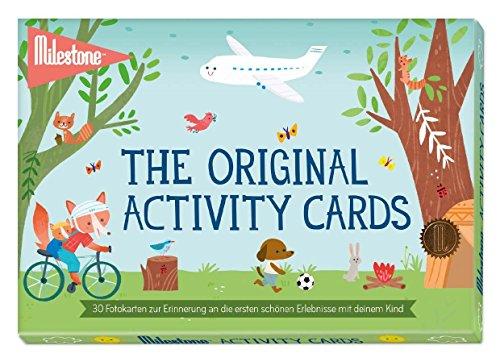 Milestone Cards für die einzigartigen Momente im 1. Lebensjahr in verschiedenen Ausführungen (Activity cards)