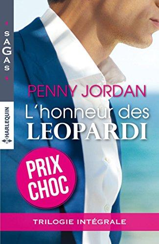 Les frères Leopardi (l'intégrale) (2017) : Penny Jordan