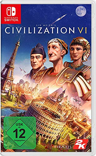 Sid Meier´s Civilization VI - [USK] [Nintendo Switch]