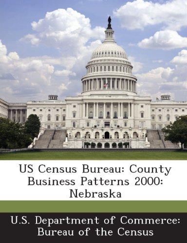 US Census Bureau: County Business Patterns 2000: Nebraska