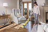 Karcher FC 5Hard Floor Cleaner, Yellow