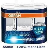 OSRAM 66250CBI-DUO Xenarc D2R Xenon Brenner COOL BLUE INTENSE 2 Lampen