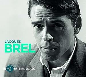 J.BREL-50+BELLES CHANSONS 3CD