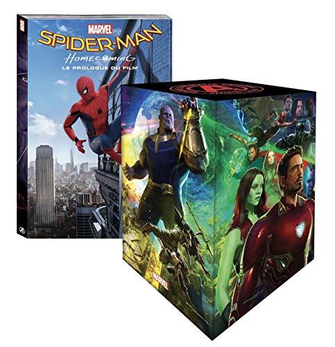 Spider-Man Homecoming: Prélude + Coffret Collector par Collectif