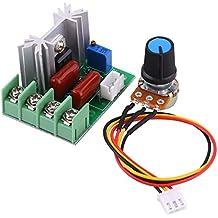 CA 50-220V 2000W SCR Regulador de Voltaje Eléctrico Regulador de Velocidad del Motor Regulador de Luz Temperatura