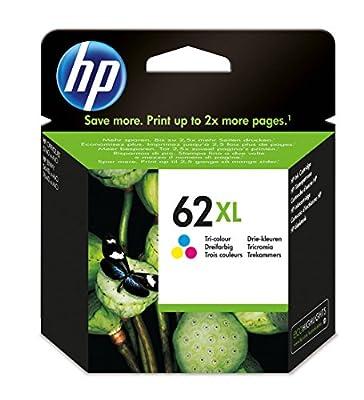 HP 62 Black Original Ink Cartridge (C2P04AE)