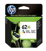 INK CART, C2P07AE, NO.62XL, COLOUR, HP --- Cartridge Original Type Number:C2P07AE --- Ink Colour:Cyan, Magenta, Yellow --- SVHC:No SVHC (17-Dec-2014)