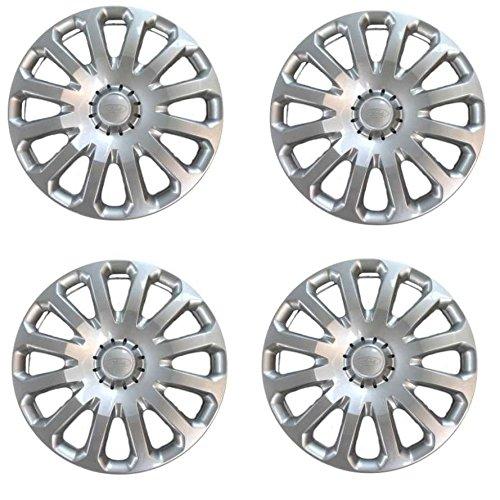 Original-Ford-Fiesta-VI-B-MAX-KA-EcoSport-Radkappen-Radblenden-Satz-4-Teilig-15-Zoll-1789720