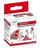 Fingerflex rot Selbsthaftende Pflaster Bandage, elastisch, reißbar, wasserbeständig, latexfrei