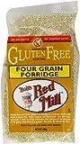 Bob's Red Mill Gluten Free Four Grain Porridge 400 g (Pack of 4)