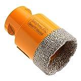 HOBBYPOWER24 Premium Diamantbohrkrone Fliesenbohrer Diamantbohrer Diamant Bohrkrone Fliese Feinsteinzeug Marmor Naturstein Granit M14 passend für Winkelschleifer Flex (32mm)