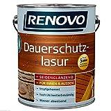 Dauerschutzlasur palisander 0,75 Liter Farben Lasur Holzschutz (15,99 Euro/Liter)