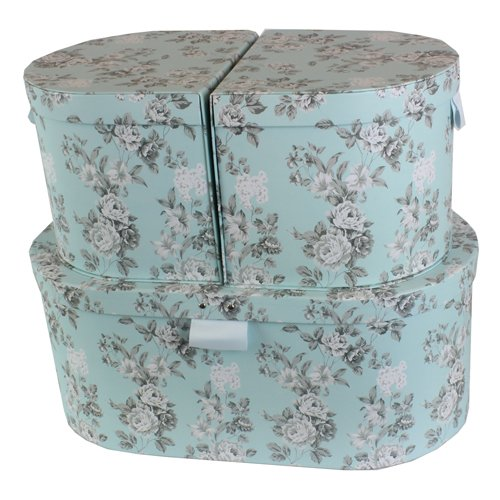 Pretty Storage Boxes With Lid Amazon Co Uk