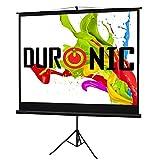 Duronic TPS Black Tripod Projector Screen