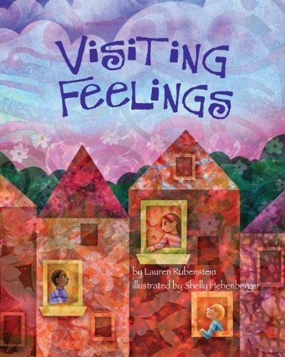 Visiting Feelings by Lauren Rubenstein(2013-09-15)