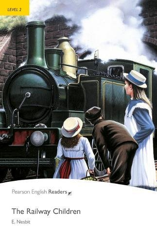 Level 2: The Railway Children Book and MP3 Pack (Pearson English Graded Readers)
