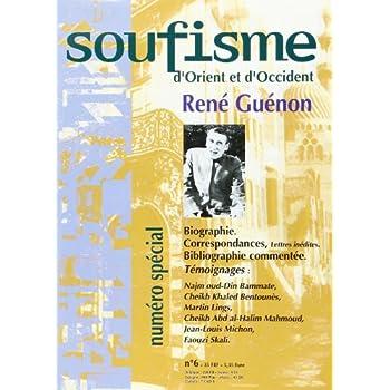 Soo N 6 : Rene Guenon