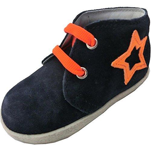 Falcotto Baby Jungen 1527 Sneaker Blau