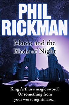 Marco and the Blade of Night by [Rickman, Phil]