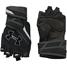 Under Armour UA RESISTOR MEN'S - Guantes  para Hombre, color Negro, talla S