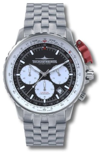 Thunderbirds FightingSteelPro Chronograph 1052/02-01-S52