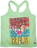 #6: FS Mini Klub Girls' Cotton T-Shirt (88TGTKT0597 SOFT GREEN, Green, 2 - 3 Years)