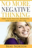 "Wouldn't it be nice to be able to have such control over your emotions that you could be happy practically all of the time? Well, it's actually possible, and this book describes multiple different ways that you can ""train your brain"" to be happy and ..."