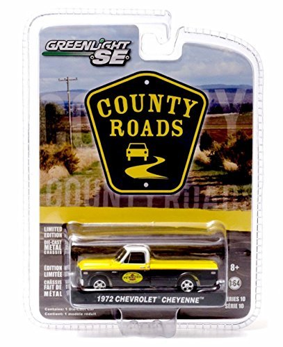 1972-chevrolet-cheyenne-pennzoil-county-roads-series-10-greenlight-collectibles-164-scale-2013-die-c