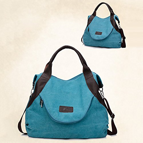 Originaltree, Borsa a tracolla donna Lake Blue Lake Blue